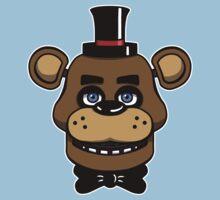 Five Nights at Freddy's - FNAF - Freddy Fazbear  Kids Tee