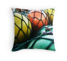 Really Big Balls Throw Pillow