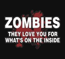 Zombies Love You Kids Clothes