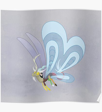 My Little Pony - Discord Breezie Poster