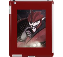 Creepy Knockout iPad Case/Skin