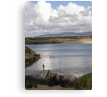 Keadue Bay, Donegal, Ireland  Canvas Print