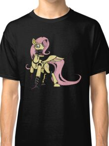 My Little Pony - MLP - FNAF -  Fluttershy Animatronic Classic T-Shirt