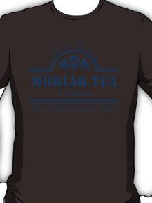 MoriarTea Blue T-Shirt