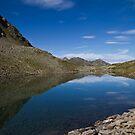 Refreshing Lake by Stefan Trenker