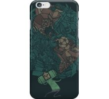 Pince Atlas iPhone Case/Skin