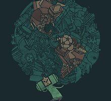 Pince Atlas by Hector Mansilla