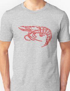 Red shrimp T-Shirt