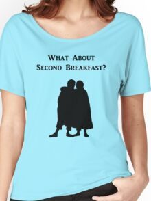 Second Breakfast Women's Relaxed Fit T-Shirt