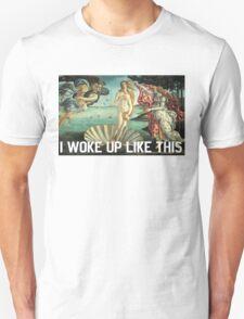 MVSTERPIECE #3: BEYONCE X BOTTICELLI T-Shirt