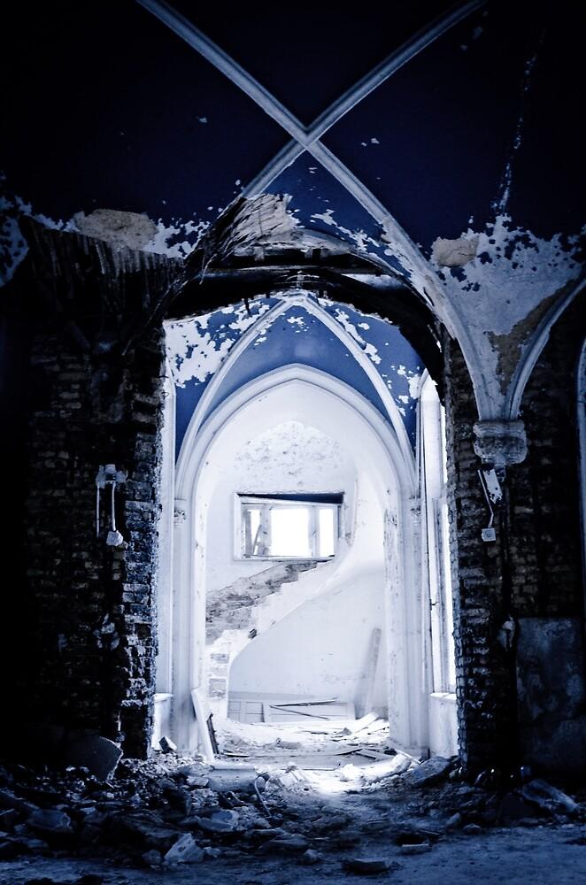 Shedding Darkness ~ Chateau Noisy by Josephine Pugh