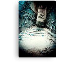 Slide ~ Chateau Noisy Canvas Print