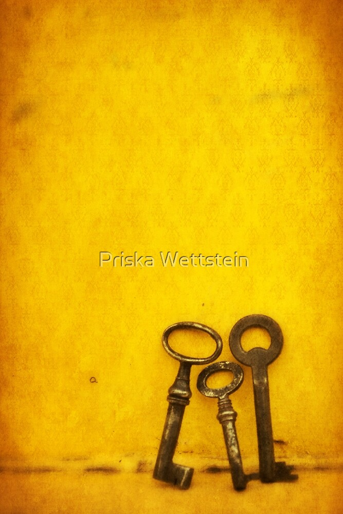 key family by Priska Wettstein