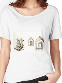 old town Women's Relaxed Fit T-Shirt