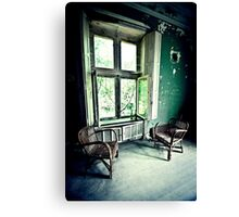 Room with a View ~ Chateau Noisy Canvas Print