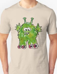 Funny Cartoon Monstar 011 Unisex T-Shirt