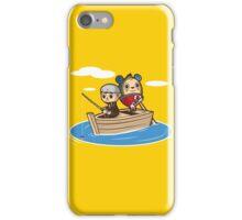 Social Fishing iPhone Case/Skin