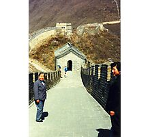 Great Wall, China Photographic Print