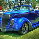 Blue Cloud Classic by George Lenz