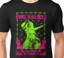 BARB WIRE DOLLS Punk T-Shirt Unisex T-Shirt