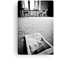 Summer House ~ Chateau Noisy Canvas Print