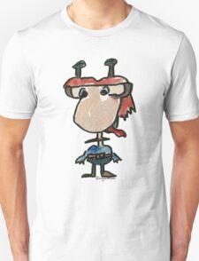 Funny Cartoon Monstar 014 Unisex T-Shirt