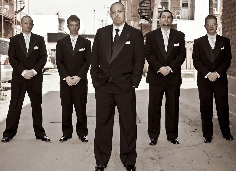 The Guys by Mark David Barrington