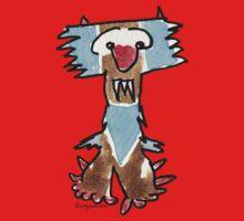 Funny Cartoon Monstar 015 Kids Clothes
