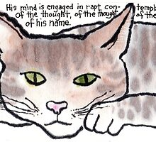 The Naming of Cats (Eliot's Cats Series) by dosankodebbie