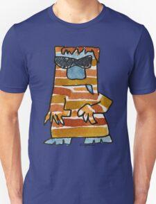 Funny Cartoon Monstar 016 T-Shirt
