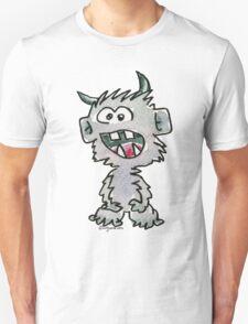 Funny Cartoon Monstar 017 T-Shirt