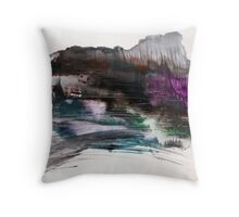 Abstract Painting Nº 16 Throw Pillow