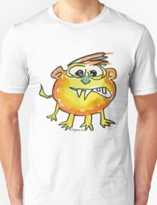 Funny Cartoon Monstar 021 T-Shirt