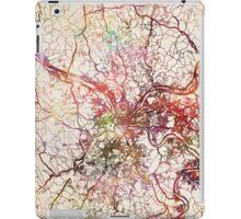 Pittsburg map iPad Case/Skin