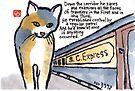 Skimbleshanks (Eliot's Cats Series) by dosankodebbie