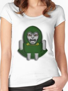 DoomDROID Women's Fitted Scoop T-Shirt
