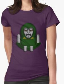 DoomDROID Womens Fitted T-Shirt
