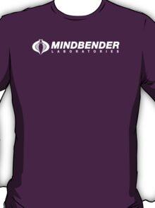 Mindbender Laboratories White Parody Logo T-Shirt