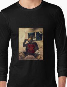Hal The Halloween Teddy Long Sleeve T-Shirt
