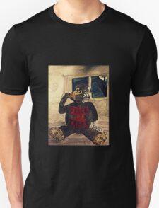 Hal The Halloween Teddy Unisex T-Shirt