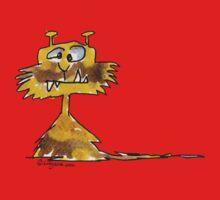 Funny Cartoon Monstar 023 Kids Clothes