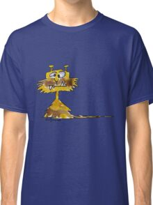 Funny Cartoon Monstar Monster 023 Classic T-Shirt