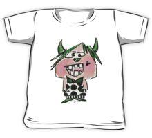 Funny Cartoon Monstar 024 Kids Tee