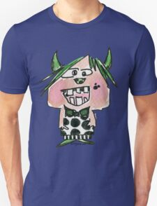 Funny Cartoon Monstar 024 T-Shirt
