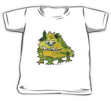 Funny Cartoon Monstar Monster 026 Kids Tee