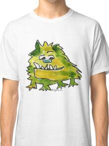 Funny Cartoon Monstar 026 Classic T-Shirt