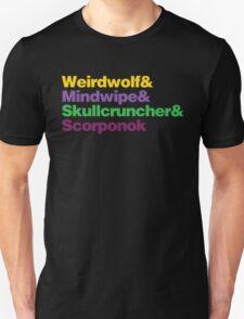 Headmasters evil T-Shirt