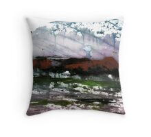 Abstract Painting Nº 17 Throw Pillow