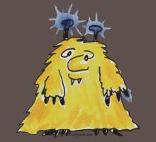 Funny Cartoon Monstar 029 Kids Clothes