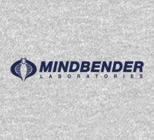 Mindbender Laboratories Purple Parody Logo by Christopher Bunye